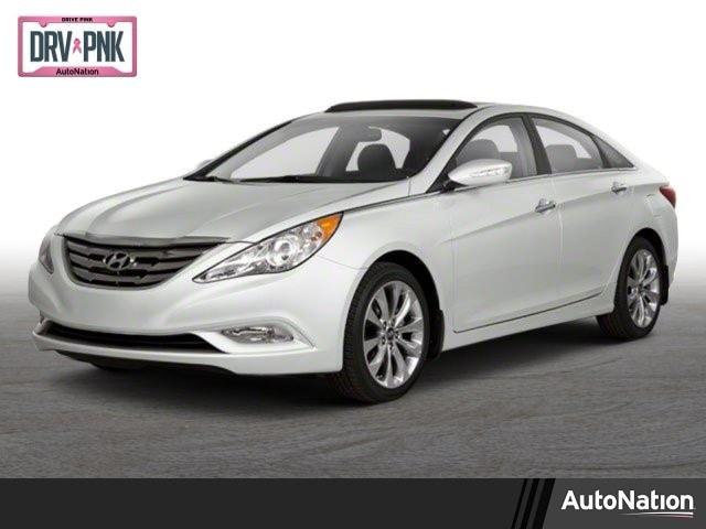 2011 Hyundai Sonata Ltd 4dr Car