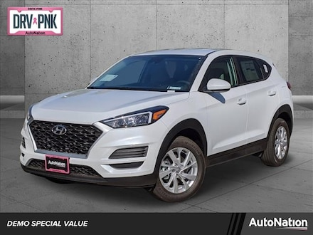 2021 Hyundai Tucson SE Sport Utility