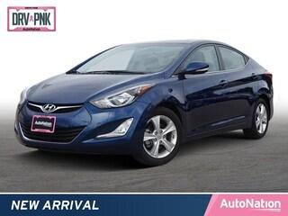 2016 Hyundai Elantra Value Edition 4dr Car