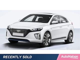 2018 Hyundai Ioniq Hybrid Blue 4dr Car