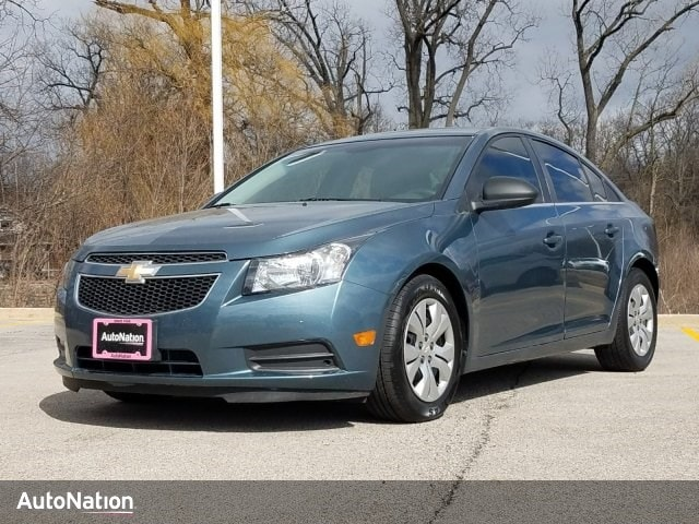 2012 Chevrolet Cruze LS 4dr Car