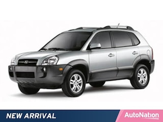 2007 Hyundai Tucson SE Sport Utility