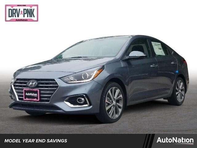 2018 Hyundai Accent Limited 4dr Car