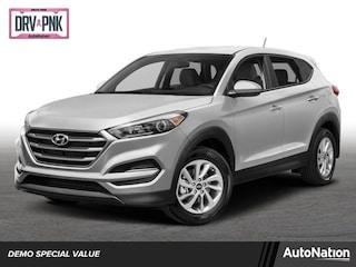 2018 Hyundai Tucson SE Sport Utility