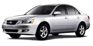 2007 Hyundai Sonata SE 4dr Car