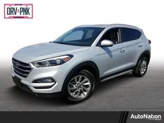 2018 Hyundai Tucson SEL Sport Utility