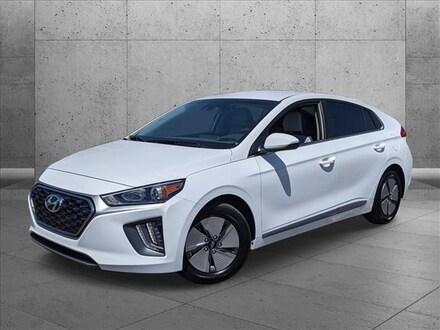 2021 Hyundai Ioniq Hybrid SE 4dr Car