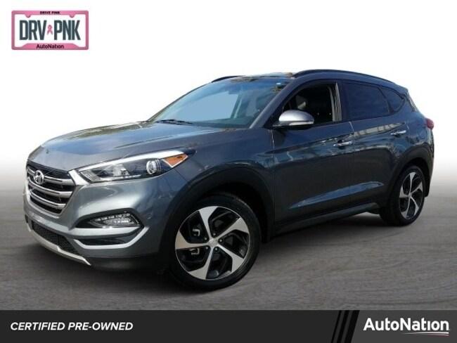 2016 Hyundai Tucson Limited Sport Utility