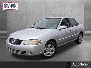 Used 2006 Nissan Sentra 1.8 S 4dr Car for sale