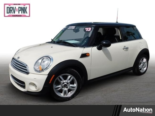 2013 MINI Hardtop 2dr Car