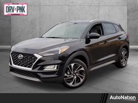 2021 Hyundai Tucson Sport Sport Utility