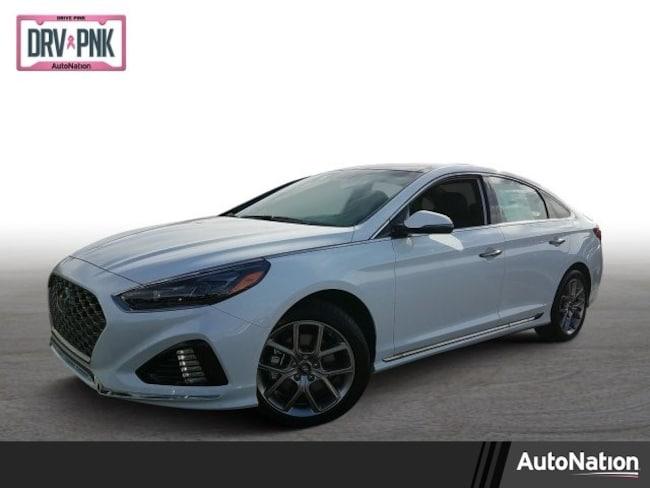 2019 Hyundai Sonata Limited 4dr Car