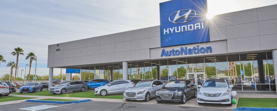 Hyundai Dealer Near Tempe, AZ