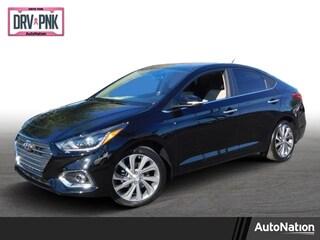 2019 Hyundai Accent Limited 4dr Car