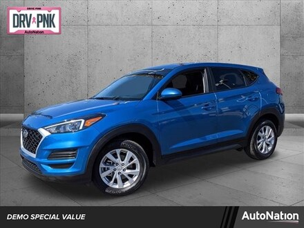 2020 Hyundai Tucson SE Sport Utility