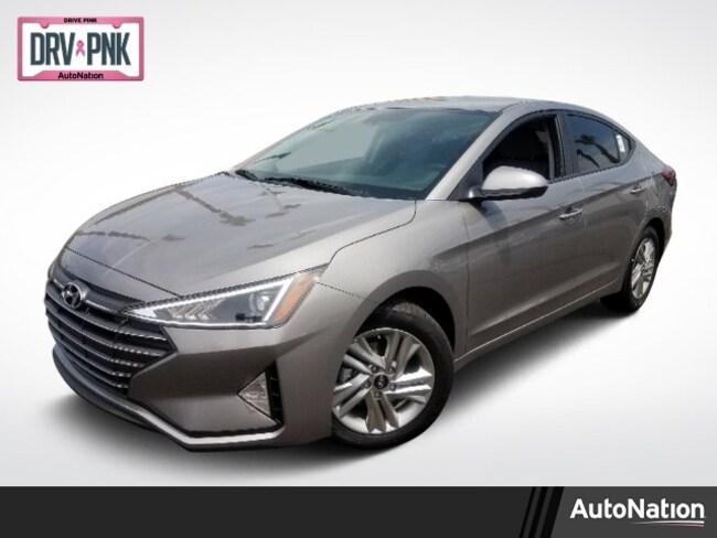 2020 Hyundai Elantra SEL 4dr Car