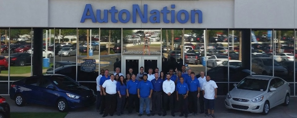 AutoNation Hyundai Tempe Team Members