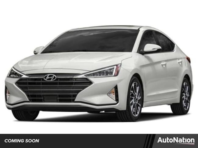2019 Hyundai Elantra Limited 4dr Car