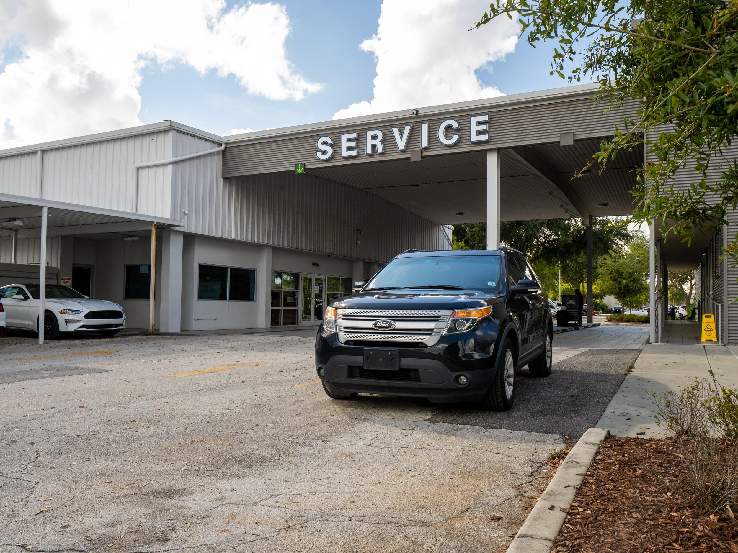 Ford Service Center Near Me Jacksonville, FL | AutoNation ...