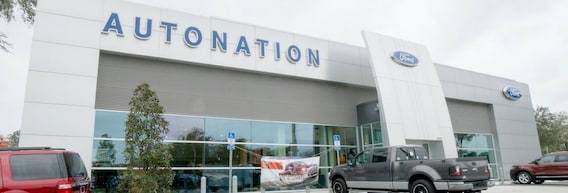 About Autonation Ford Jacksonville Your Premier Jacksonville