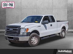 2014 Ford F-150 XL Truck SuperCab Styleside