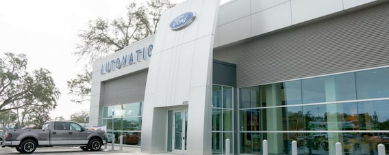 Ford Dealership Selling New And Used Cars Near Ponte Vedra Beach