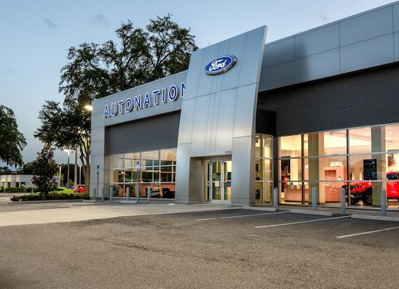 About Autonation Ford Jacksonville Your Premier Jacksonville Ford Dealership