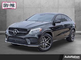 2017 Mercedes-Benz AMG GLE 43 AMG GLE 43 SUV