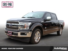 2018 Ford F-150 King Ranch Crew Cab Pickup