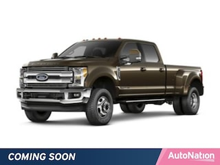 2018 Ford F-450 Limited Crew Cab Pickup