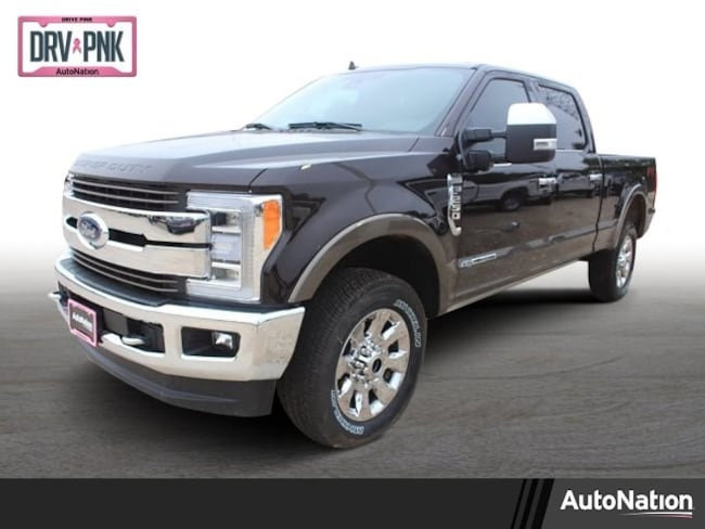 2019 Ford F-250 King Ranch Crew Cab Pickup