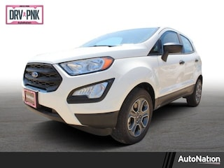 2018 Ford EcoSport S Sport Utility