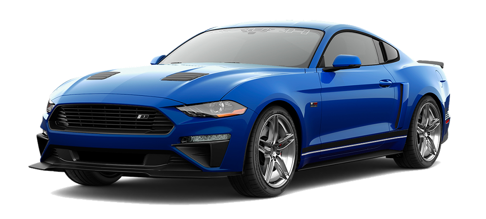 Roush Mustang now available at AutoNation Ford Katy