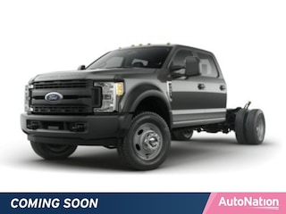 2018 Ford F-350 Chassis XL Crew Cab Chassis-Cab