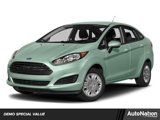 2018 Ford Fiesta SE 4dr Car