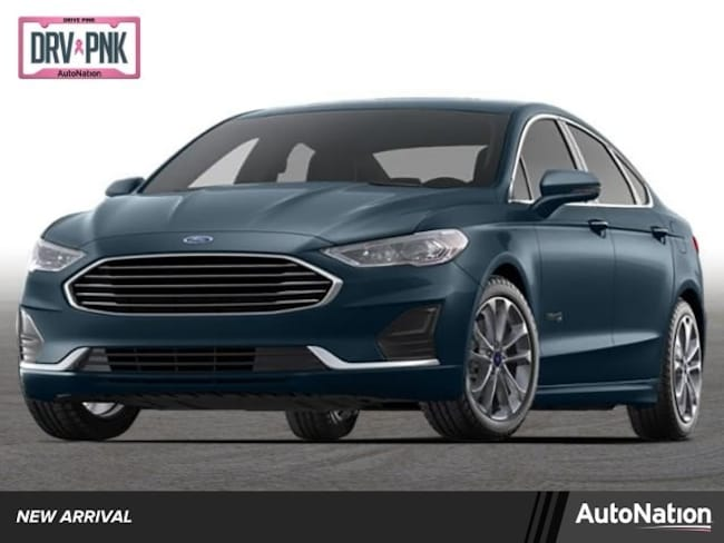 2019 Ford Fusion Hybrid Titanium 4dr Car
