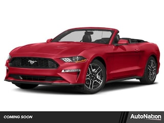 2019 Ford Mustang Ecoboost Premium 2dr Car