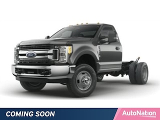 2018 Ford F-350 Chassis XL Regular Cab Chassis-Cab
