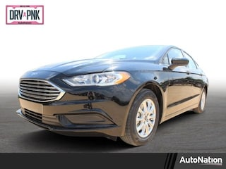 2018 Ford Fusion S 4dr Car