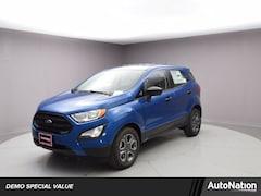 2018 Ford EcoSport S Sport Utility