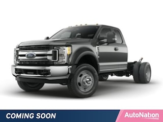 2018 Ford F-350 Chassis XL Extended Cab Chassis-Cab