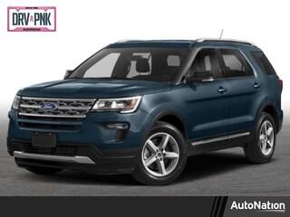 2019 Ford Explorer Base Sport Utility