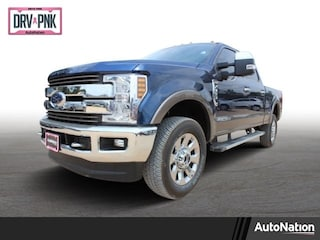 2018 Ford F-350 King Ranch Crew Cab Pickup
