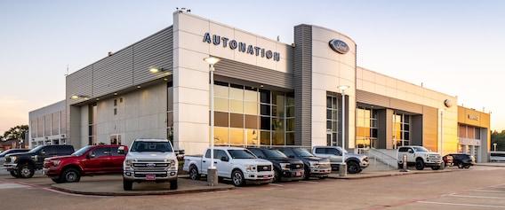Ford Dealership Near Me Katy Tx Autonation Ford Katy