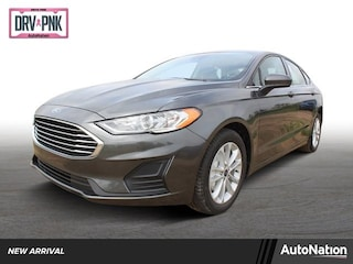 2019 Ford Fusion SE 4dr Car