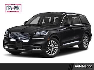 New 2020 Lincoln Aviator Black Label SUV