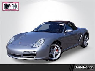 Used 2005 Porsche Boxster S Convertible for sale