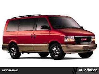 2002 GMC Safari Van Passenger Van
