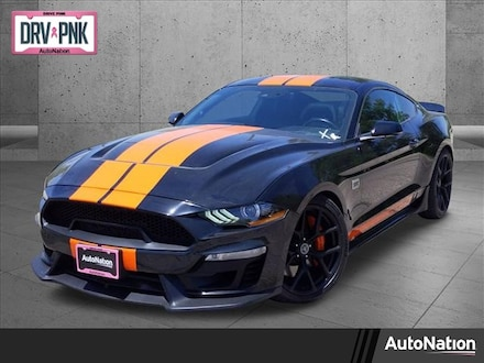 2019 Ford Mustang Shelby GT Premium Supercharged Coupe