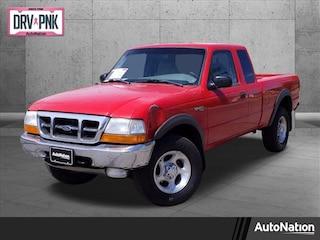 2000 Ford Ranger XLT Truck Super Cab